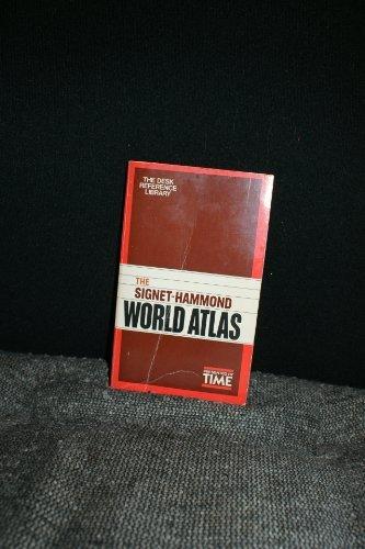 9780451081506: World Atlas, The Signet Hammond (Signet Books)