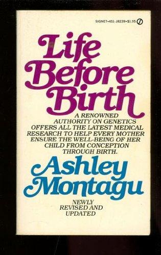 9780451082398: Life before Birth