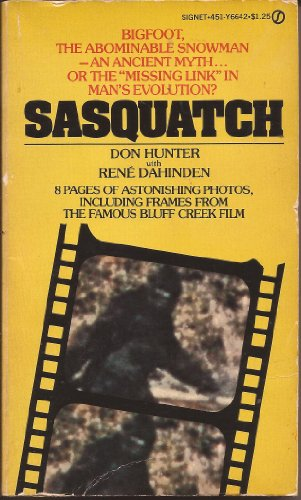 9780451082442: Sasquatch [Mass Market Paperback] by Hunter, Don