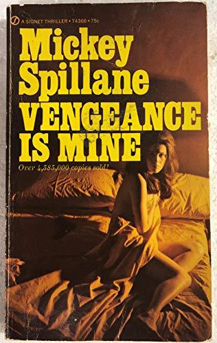 9780451083197: Vengeance Is Mine