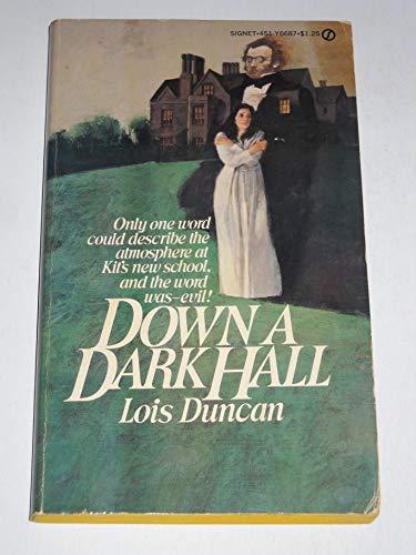 9780451083265: Down a Dark Hall