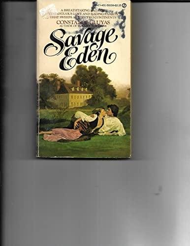 9780451083388: Savage Eden