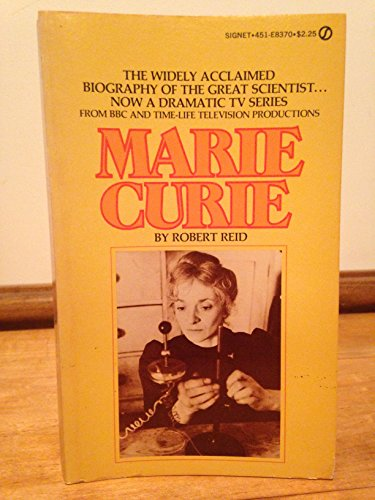 9780451083708: Marie Curie