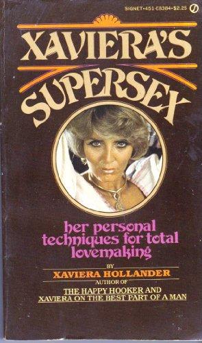 9780451083845: Xaviera's Supersex