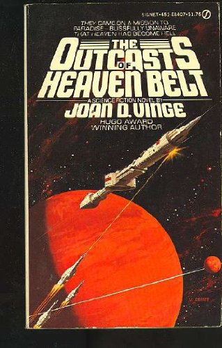 [signed] The Outcasts of Heaven Belt [a Science Fiction Novel]