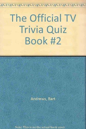 Official TV Trivia Quiz Book 2: Andrews, Bart