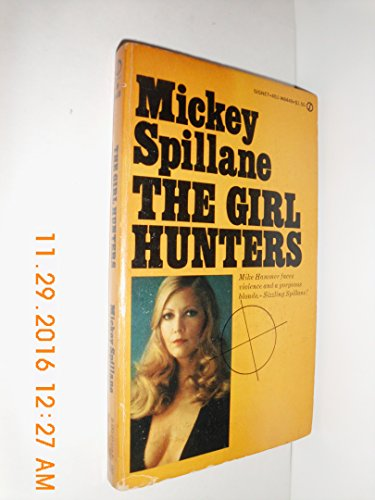 9780451084484: The Girl Hunters