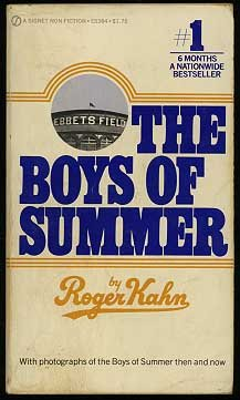 9780451084934: The Boys of Summer