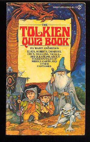 9780451085252: Tolkien Quiz Book
