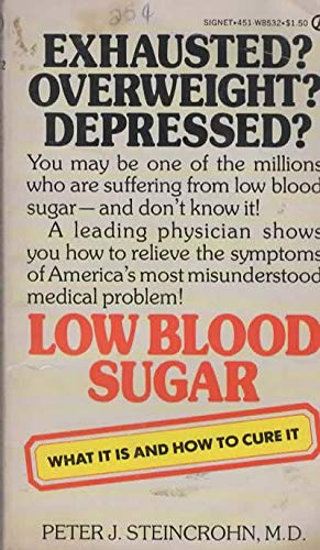 9780451085320: Low Blood Sugar