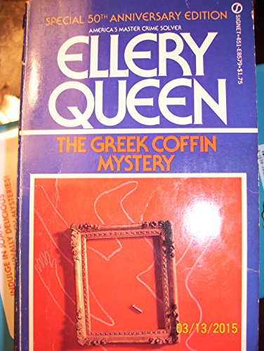 9780451085795: The Greek Coffin Mystery