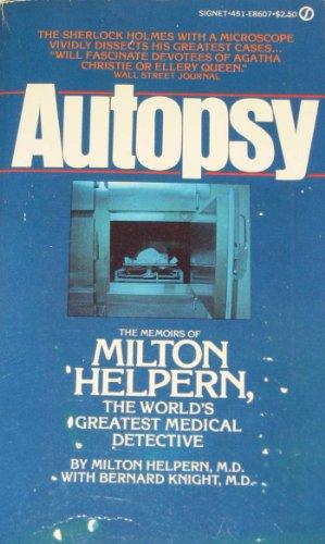 9780451086075: Title: Autopsy