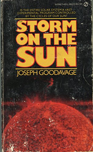 Storm on the Sun (9780451086228) by Joseph Goodavage