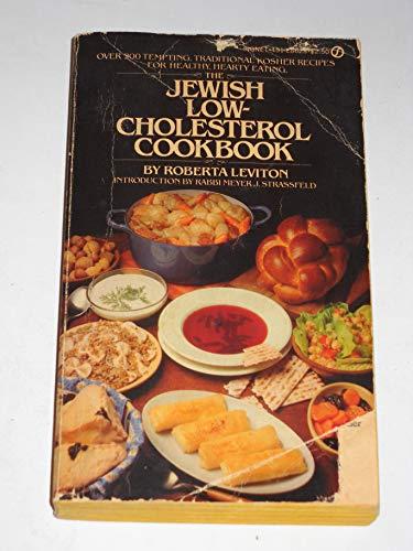 9780451086235: The Jewish Low-Cholesterol Cookbook