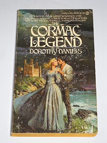 The Cormac Legend (A Signet Gothic Romance)