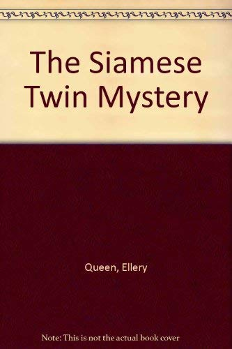 9780451086648: The Siamese Twin Mystery
