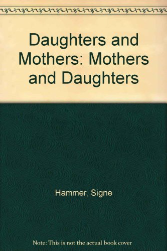 9780451087218: Daughters and Mothers
