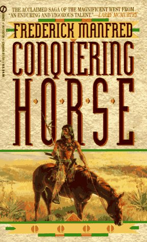 9780451087393: Conquering Horse (Buckskin Man)