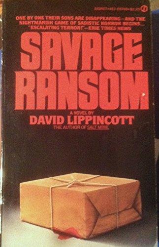9780451087492: Savage Ransom