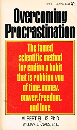 9780451087584: Overcoming Procrastination