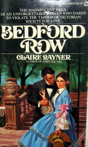 Bedford Row: Rayner, Claire