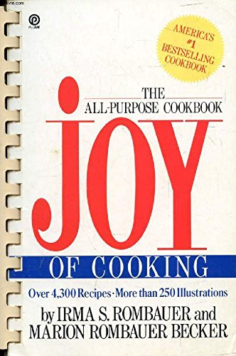 The All-Purpose Cookbook, Joy Oc Cooking.(Revised and: IRMA S ROMBAUER