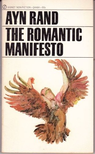 9780451088789: The Romantic Manifesto: A Philosophy of Literature