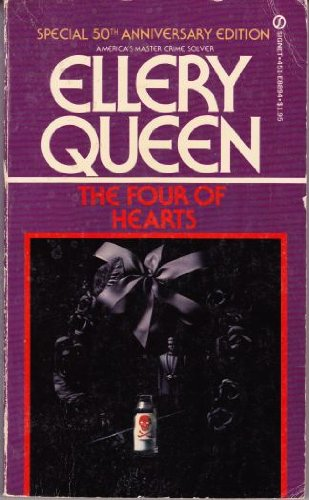 Four of Hearts (0451088948) by Ellery Queen