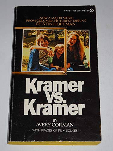 9780451089144: Kramer Versus Kramer