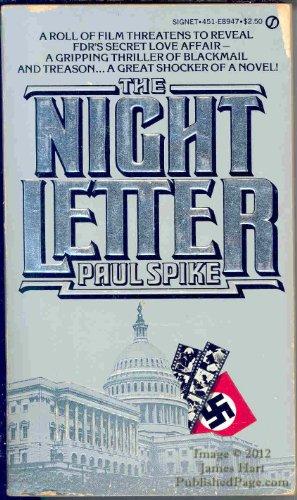 Night Letter: Paul Spike
