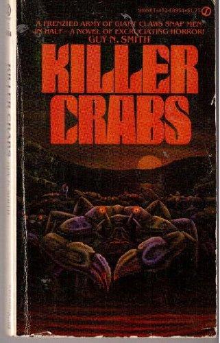 9780451089540: Killer Crabs