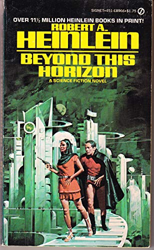 9780451089663: Beyond This Horizon by Heinlein, Robert A.