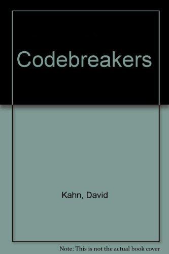 9780451089670: Codebreakers