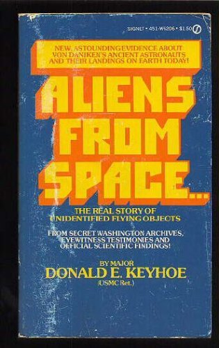 9780451089687: Aliens from Space