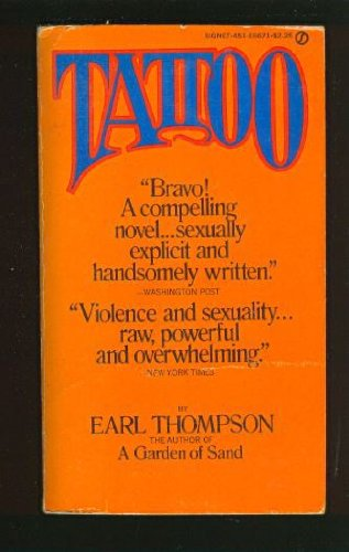 9780451089892: Tattoo [Mass Market Paperback] by Thompson, Earl