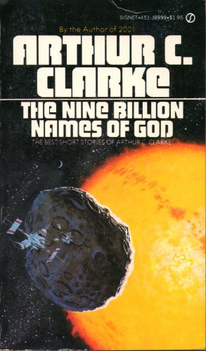 9780451089991: The Nine Billion Names of God