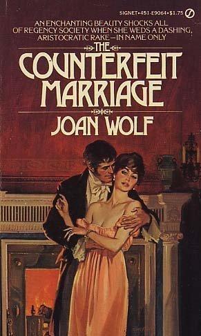 9780451090645: The Counterfeit Marriage (Regency Romance)