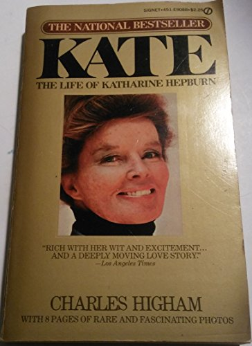 9780451090881: Kate: The Life of Katharine Hepburn