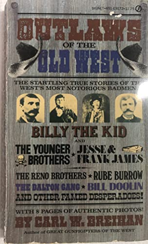 9780451091727: Outlaws of Old West