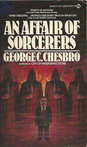 AN Affair of Sorcerers: Chesbro, George