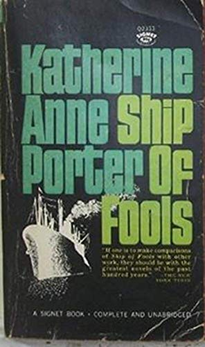 9780451092724: Ship of Fools