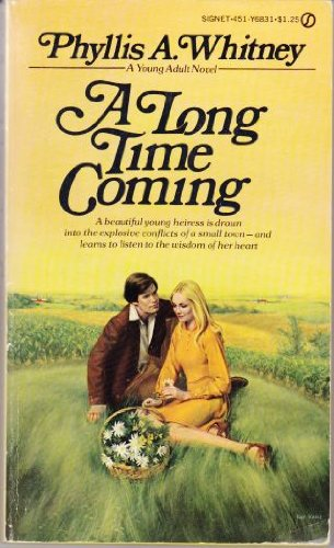 A Long Time Coming: Phyllis A. Whitney