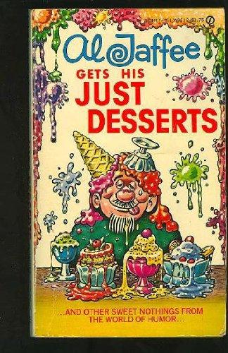 Al Jaffee Gets His Just Desserts: Al Jaffee