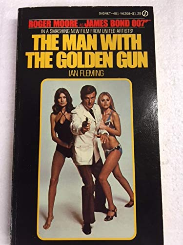 9780451093301: The Man with the Golden Gun (James Bond)