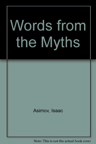 9780451093622: Words from the Myths