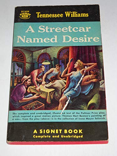 9780451093721: Williams Tennessee : Streetcar Named Desire (Signet)