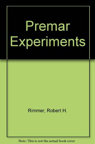 9780451093912: Premar Experiments