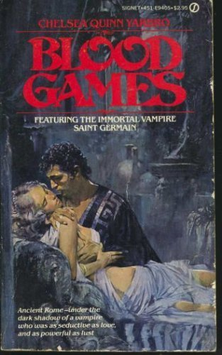 9780451094056: Blood Games