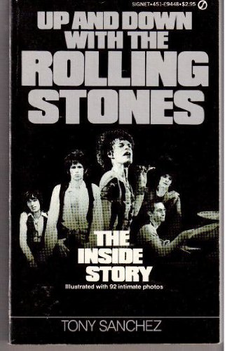 9780451094483: Up and Down with the Rolling Stones