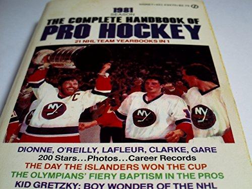9780451094704: The Complete Handbook of Hockey 1981: 1981 Edition